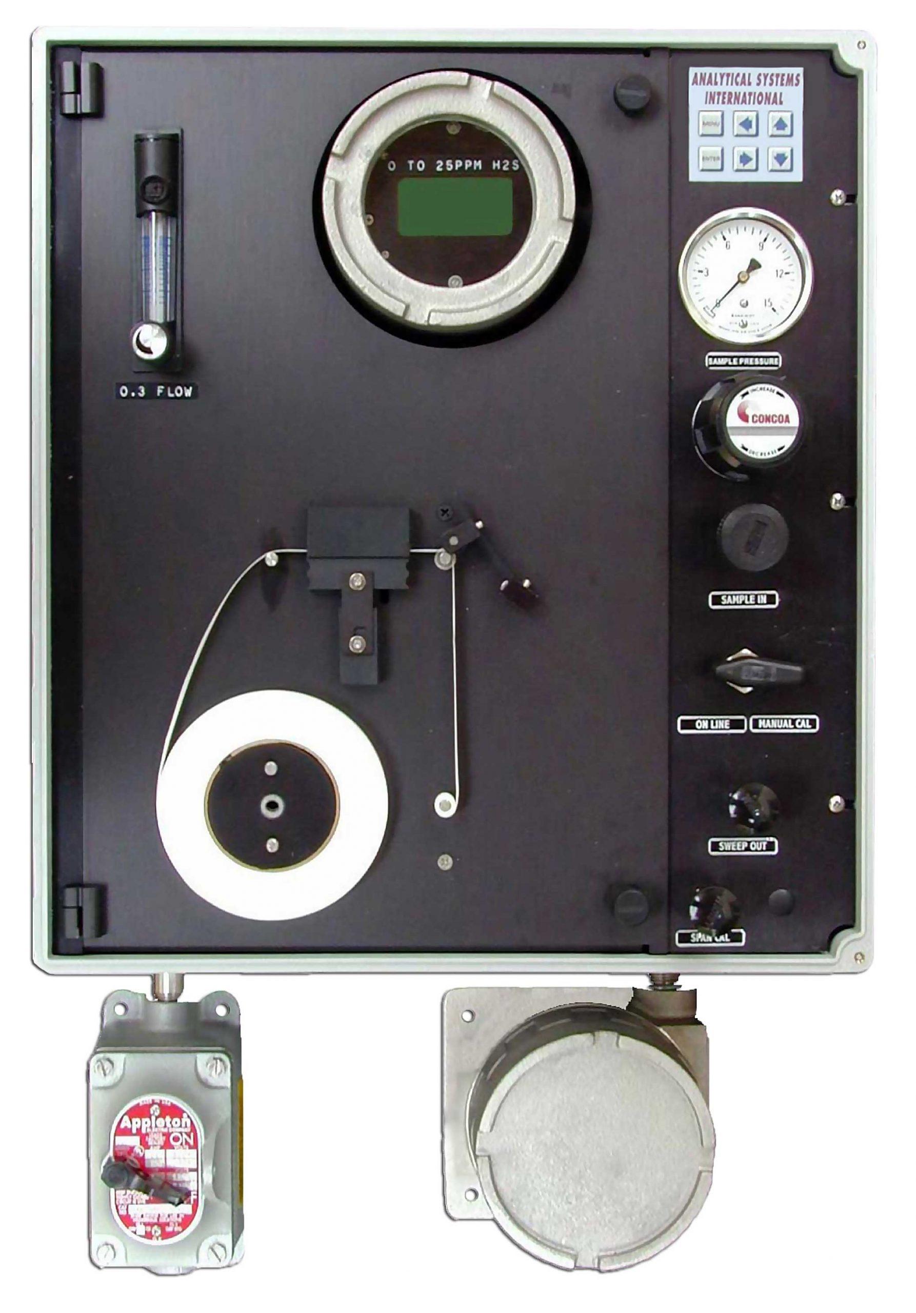 Analisador de H2S - Série 1200