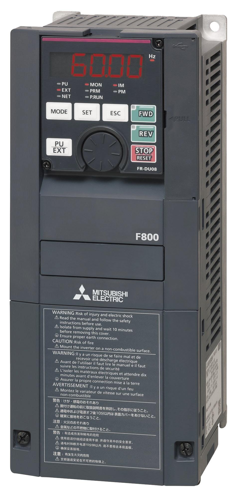 Serie FR-F800