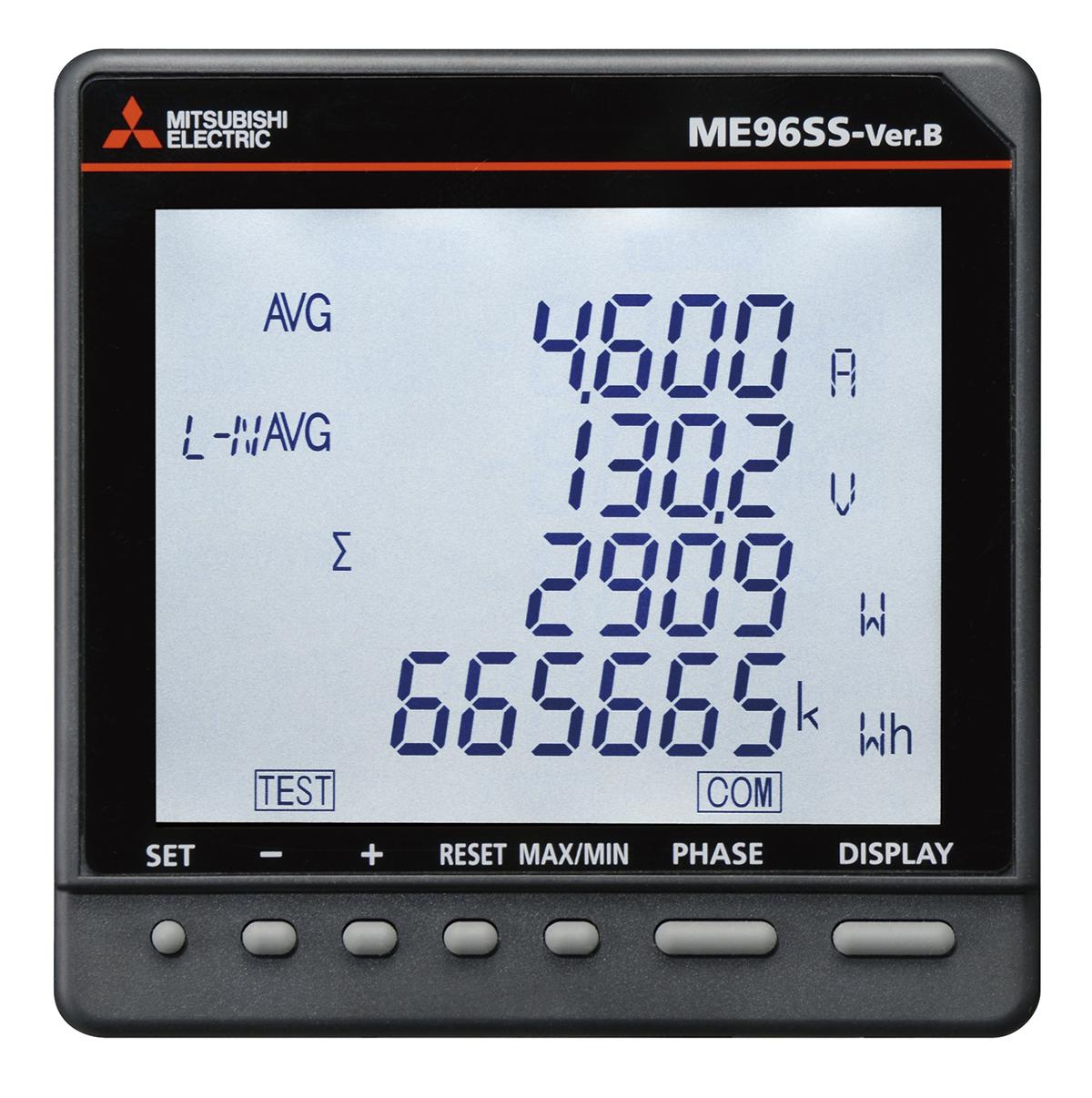 Multimedidores de Energia – ME96SS