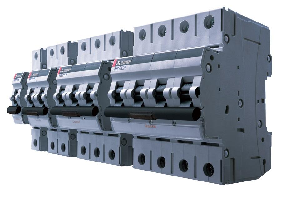 Mini disjuntores (MCB)