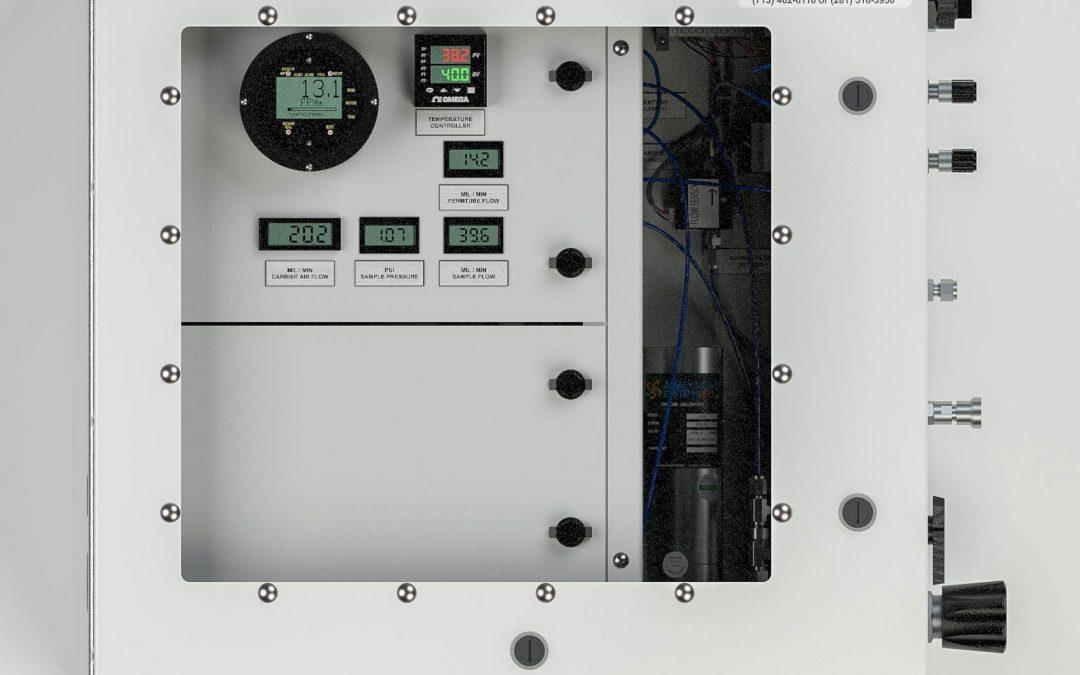 Monitor de HC e óleo em água – M204